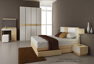 Trọn bộ phòng ngủ 01